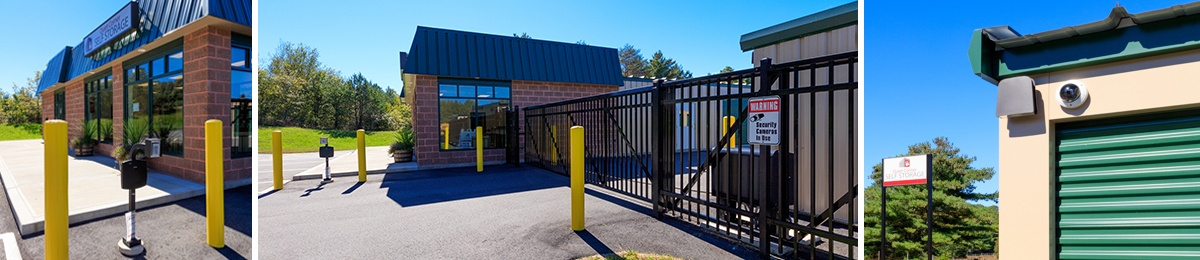 Quiet Corner Self Storage – Your Security is Our Priority!